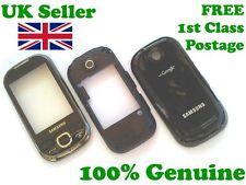 100% autentico Samsung I5500 Galaxy Europa FASCIA HOUSING + Digitizer Touch Screen