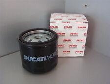 DUCATI Ölfilter Patrone Oil Filter alle Modelle NEU !!