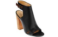 G.I.L.I. Leather Ankle Strap Sandals - Preston PICK SIZE & COLOR NW