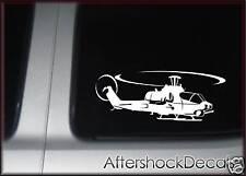 Cobra Helicopter Sticker Decal Vietnam