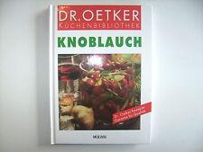 Dr Oetker Küchenbibliothek Knoblauch
