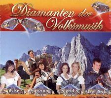 CD-BOX NEU OVP - Diamanten der Volksmusik - 3 CDs