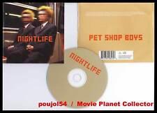 "PET SHOP BOYS ""Nightlife"" (CD) 1999"