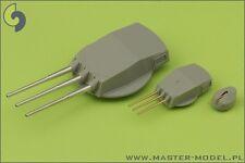R.N. rom Armament Set 381mm, 150mm, 90mm BOTTI (33pcs) # 350064 1/350 MASTER
