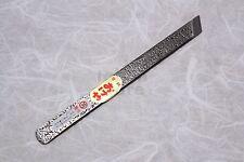 Kiridashi Shirabiki knife Japanese Woodworking Okeya Yasuki white 2 steel