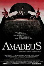 141595 AMADEUS Moz Milos Forman Wall Print Poster Affiche