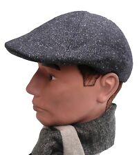 Bonnet Homme Bêret FlatCap casquette-raquette Gatsby Chapeaux tweed