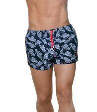 Mens Jockey International Collection Athletic Sport Swim Shorts 67616
