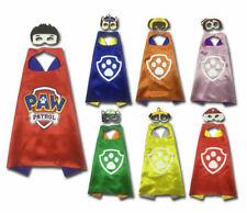Paw Patrol Cape & Mask Set For Kids