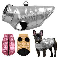 Waterproof Small Medium Dogs Winter Clothes Puppy Jacket Coat Pet Girl Boy Vest