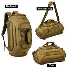 35L Tactical Military Travel Backpack Messenger Shoulder Bags  Rucksack  Handbag