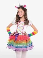 Rainbow unicorn enfant-Costume
