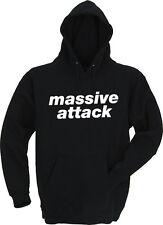 Massive Attack - Kapu / Hoodie - Gr. S bis XXXL