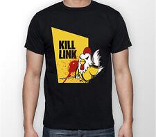 Kill Link Legend of Zelda Kill Bill Nintendo Unisex Tshirt T-Shirt Tee ALL SIZES