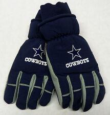 NWT NFL Dallas Cowboys Men's Winter Ski Glove NEW!