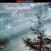 Briony Shaw : Fauré: Requiem CD