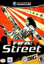 FIFA Street (Nintendo GameCube, 2005) DISC ONLY SCRATCH FREE