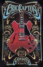 Eric Clapton Digital Art Music Poster Print T1346   A4 A3 A2 A1 A0 