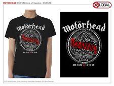 Motorhead MNFSTER Ace of Spades Classic Rock Band Music T Tee Shirt MHD10143