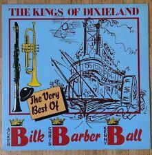 Acker Bilk Chris Barber Kenny Ball the Kings of Dixieland LP/Italian