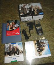 MERCEDES COMAND teléfono Nokia 6310 amarillo negro JetBlack OVP top w212 w221 w207