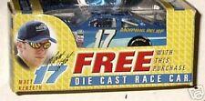 2003? 1:64 Alka Seltzer #17 Matt Kenseth promo car