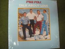 FREE FOLK TALK ABOUT LOVE XIAN RARE RECORD ALBUM LP