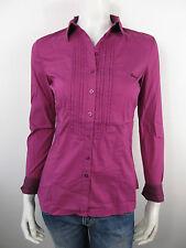 Guess Overhemd Bluse Bloes W21H02 Top Shirt Neu Lila