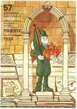 57° ADUNATA NAZIONALE ALPINI - TRIESTE 1984 - KOLLMANN