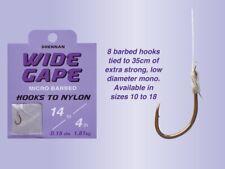 Drennan Wide Gape Hook to Nylon