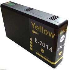 Giallo compatibile (Non OEM Cartuccia Di Inchiostro) per sostituire t7014 PIRAMIDE inchiostro