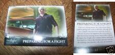 Twilight Saga #61 Premium Trading Card Preparing For A Fight Emmett Cullen New