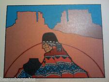 Amado Pena LOS AMIGOS 1985 SRIGRAPH Gallery $1,820 BIN 1995 PRICE $700.