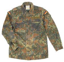 AB BW Feldbluse Flecktarn Gr. 1-66 Feldhemd Bluse Hemd Bundeswehr Einsatzhemd