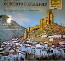 BEHREND/BERLIN concerto d'aranjuez RODRIGO LP VG+