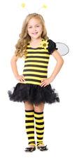 Bee Child Girls Wings Costume Headband Petticoat Fancy Dress Leg Avenue