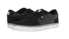 DC SHOES ADYS300036/BDT ANVIL TX SE Mn's (M) Black/Polkadot Canvas Skate Shoes