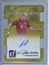 2016 2016-17 Panini Donruss #BG-ARO Arjen Robben FC Bayern Munchen Auto Card