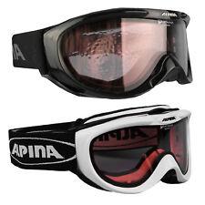 d26b76a4717 Alpina Freespirit Ski Goggles Snowboard Goggles Snow Goggles Quattroflex S1