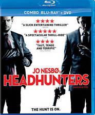 Headhunters [Blu-ray + DVD]