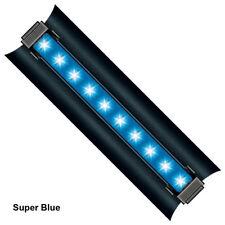 "2x 12/18/24/30/36/48"" HO 1W Aquarium LED Light Super Blue Actinic Water Resist"