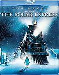 The Polar Express (Blu-ray Disc, 2008, 3-D)  w/Lenticular Slipcover  Tom Hanks