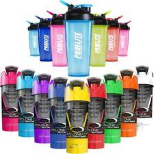 1 x Cyclone Cup Shaker Mixer + 1 x ProElite Protein Shaker Mixer Bottle V2