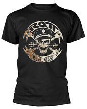 "RATT ""VINTAGE RATT Motard"" T-shirt-NOUVEAU & OFFICIEL!"