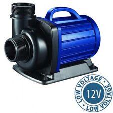 AquaForte DM-Serie 12Volt Niederspannungs-Filterpumpe ideal für Schwimmteiche