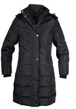 Horka Glacier Ladies Long Water Repellent Detachable Hood Riding Winter Jacket