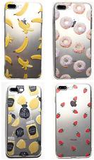 iPhone 7 Plus Case - Fruits Cute Design -