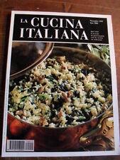 """ LA CUCINA ITALIANA "" N°11 NOVEMBRE 1997"
