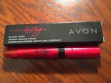Brand NEW - Avon Extralasting Extra Lasting Lip Stain + Balm