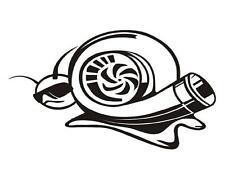 Turbo Snail vinyl decal/sticker truck car window door laptop jdm boosted cool
